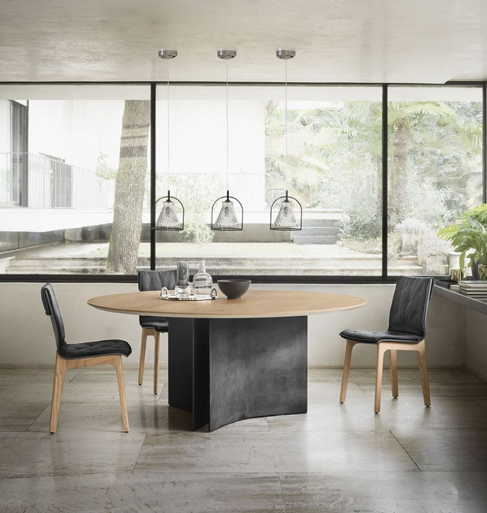 Cucina Moderna In Ambiente Rustico design dining tables | bontempi.it