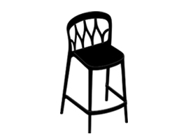 Icon Galaxy Barstool