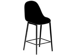 Icon Mood Barstool Outdoor