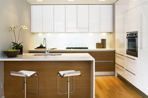 U.S.A. - NEW YORK - ELEMENT - Cucine per grattacielo residenziale luxury